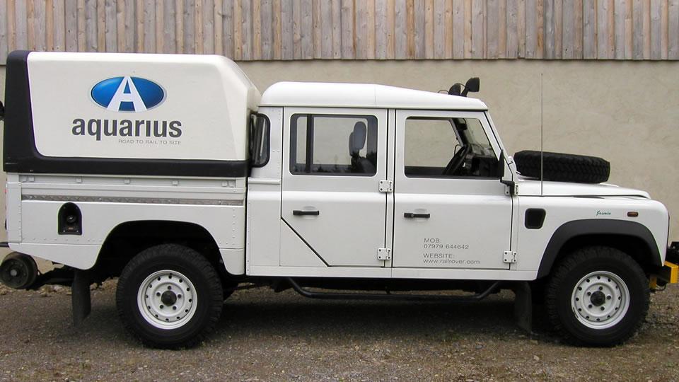 Aquarius R2R 4x4 J Class