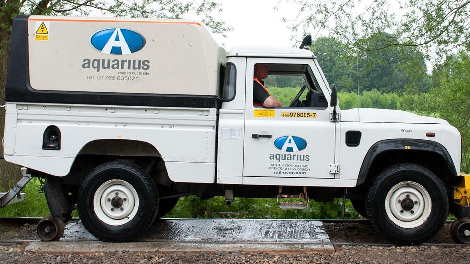 Aquarius R2R 4x4:  M Class