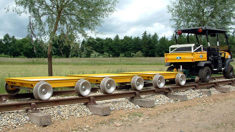 Rail Mule