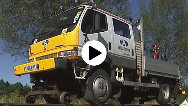 Rail Canter Video