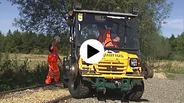 Rail Mule Video