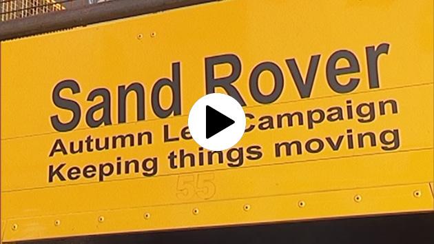 Sand R2R 4x4 Video