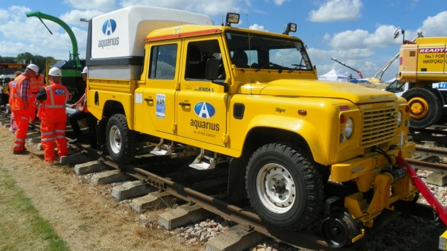 Aquarius to Exhibit at Rail Live 2014