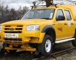 Rail Ranger Delivered to Helmsdale, Scotland