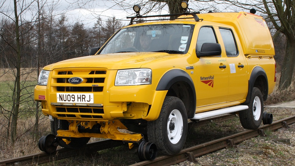 Rail Ranger Delivered to Helmsdale, Scotland