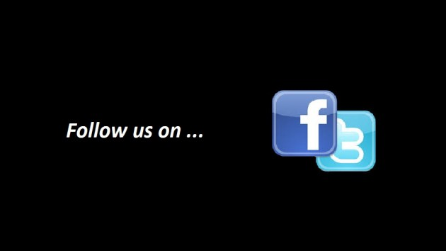 Aquarius are now on Facebook & Twitter