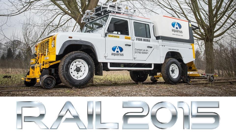 RAIL2015: 'Rekindling the Pioneering Spirit of the Rail'