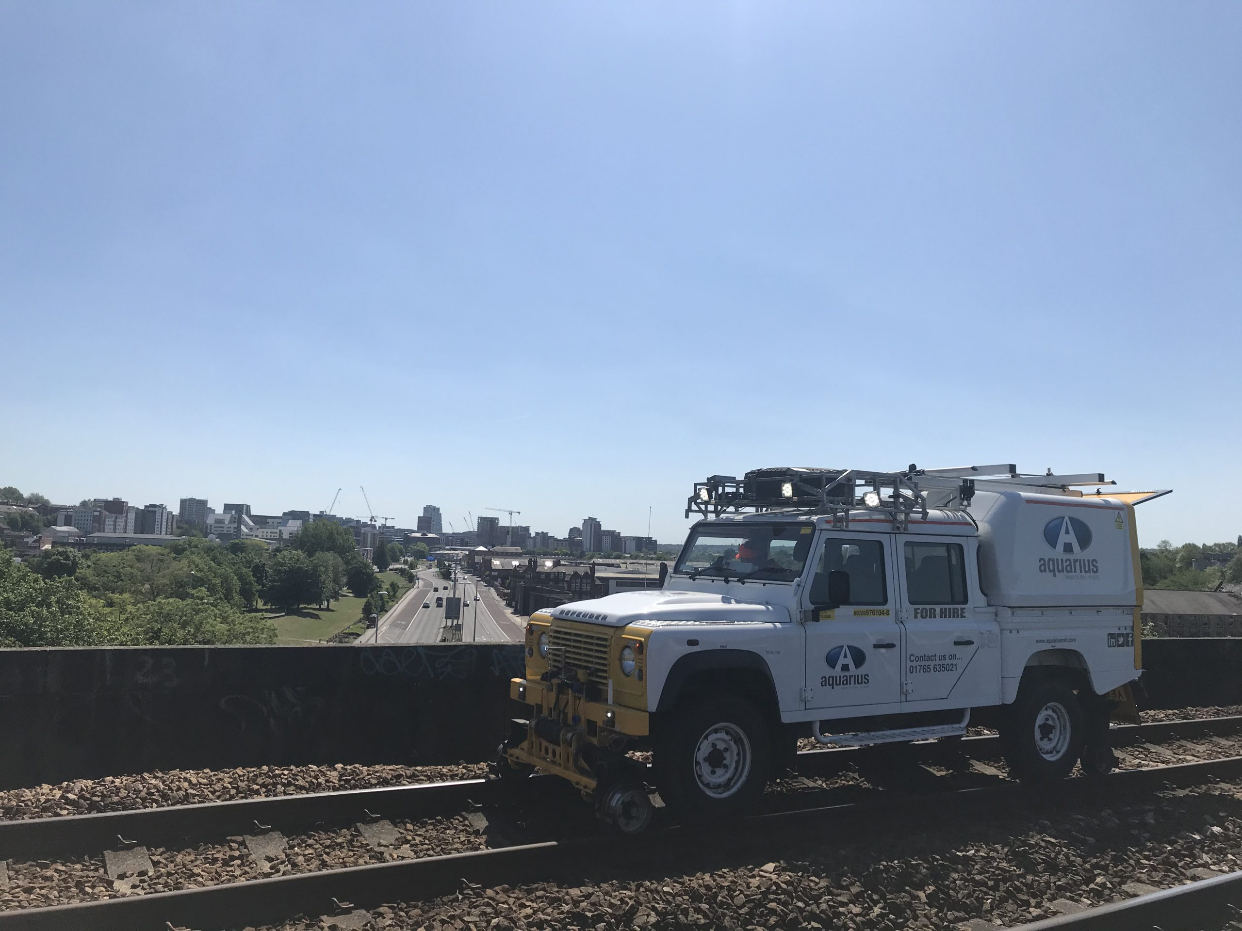 Aquarius Rail & COVID-19